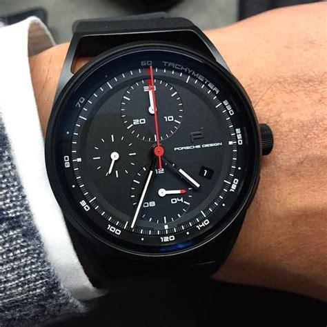 Porsche Design Watches by Porsche Design Classic 1919 Chronotimer On Swiss
