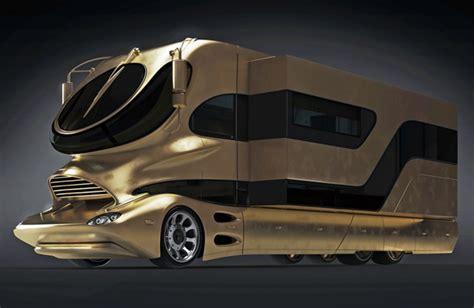 luxury motorhome  volkner mobil