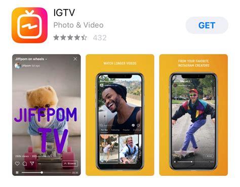 instagram s new long form video app igtv