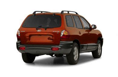 2002 hyundai santa fe reliability 2002 hyundai santa fe specs safety rating mpg carsdirect
