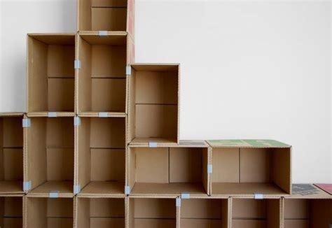 come fare mobili di cartone risparmia e ricicla con i mobili di cartone