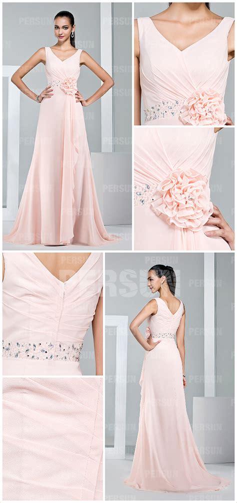 Robe Pour Ceremonie Pale - robe longue pour mariage en couleur pastel persun fr