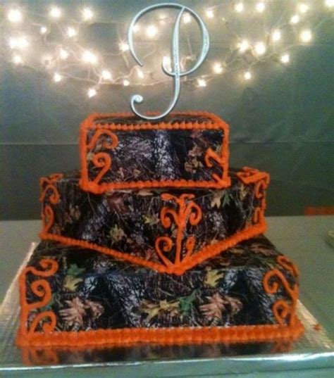 camo country wedding cake by sweet t cakes cakesdecor
