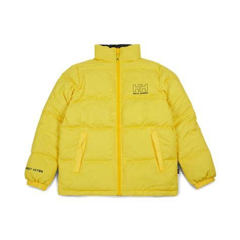 Jaket Navi Black Yellow 1 sweet sktbs x helly hansen sweet hh jacket yellow navy 174 50 1008368701 jackets