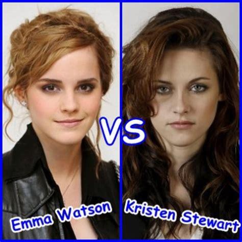 emma watson vs kristen stewart poll emma watson vs kristen stewart blogue de selena gomez x212