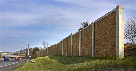 precast concrete soundwalls highway sound barriers