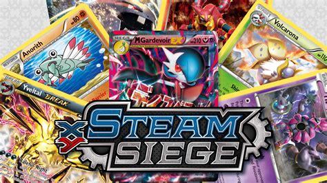 pokemon ccgcastlecom xy series xy steam siege trading card game pokemon com