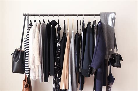 Fashion Capsule Wardrobe by The Relaxed Winter Capsule Wardrobe Mademoiselle A