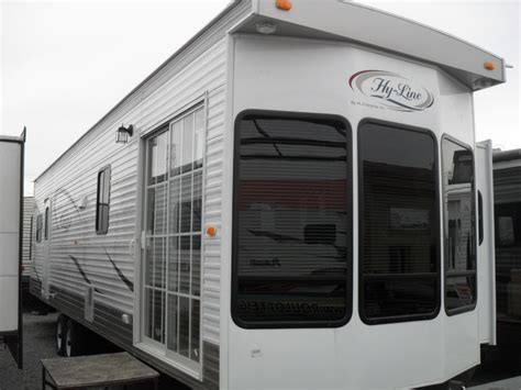 park model travel trailer floor plans hy line park model travel trailers