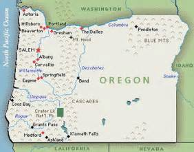 map of oregon mountain ranges oregon travel informations travel informations tips and tricks travel newbie guide