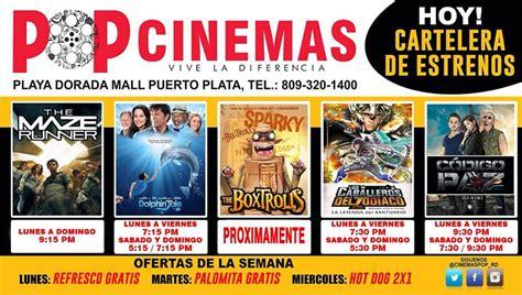 cartelera de cune cartelera cinemas pop plata digital