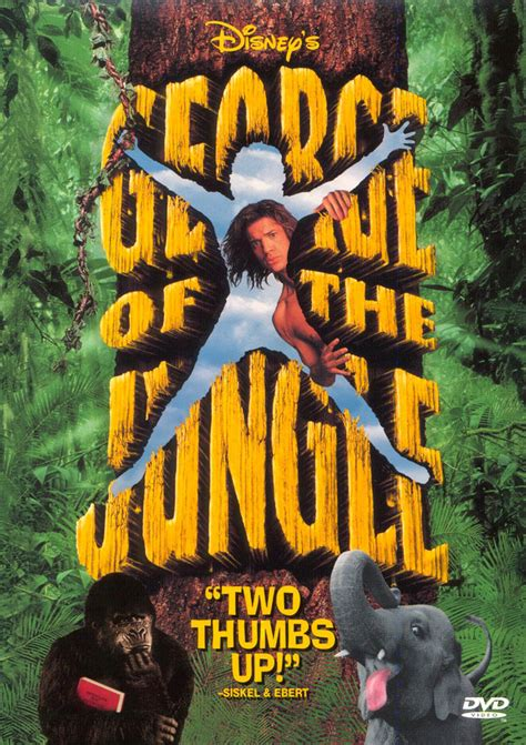 celebrity jungle tv guide george of the jungle movie trailer reviews and more