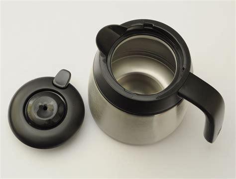 thermokanne warmhaltekanne kaffeemaschine aeg kf