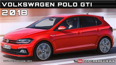 2018 Gti Release Date by 2018 Volkswagen Polo Gti Review Rendered Price Specs