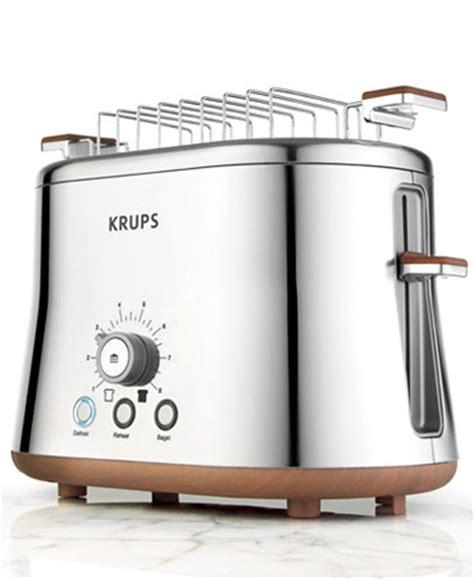 Krups Toaster Krups Kh754 Toaster 2 Slice Silver Electrics