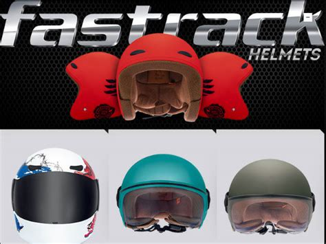 Fast Track Helm fastrack helmets for motorcycles hits stores price