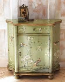 Hand Painted Cabinets Hand Painted Accent Chest Foter