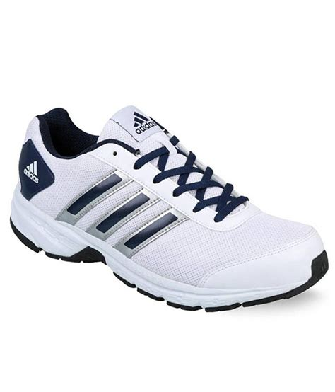 sports shoes addidas adidas white sport shoes price in india buy adidas white