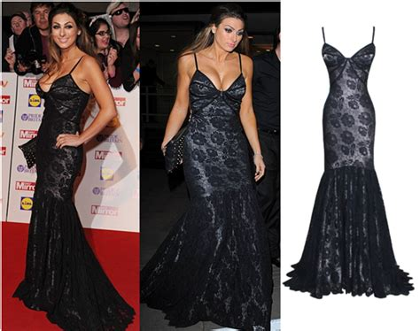 Catwalk To Carpet Beckham In Dina Bar El by Meets Dress Up Meets Dress