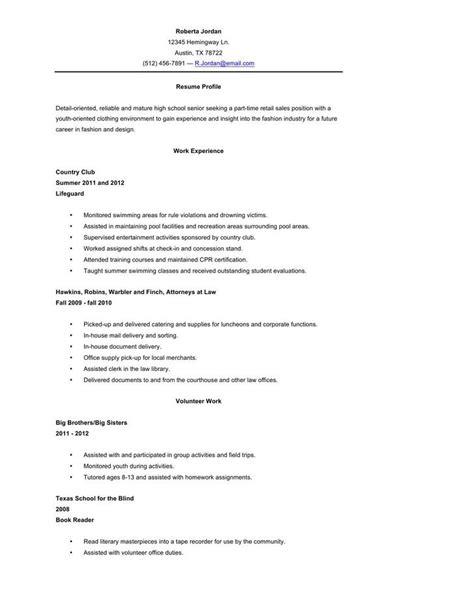high school resume template word high school resume template free premium