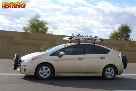 Prius Rack toyota prius roof carrier