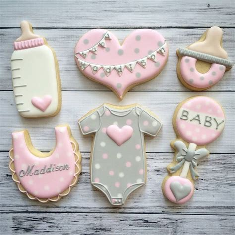 Baby Shower Cookie Ideas by Best 25 Baby Shower Cookies Ideas On Baby