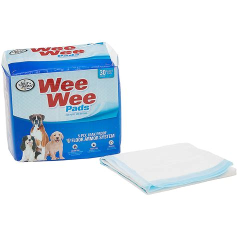 how to a to use wee wee pads wee wee pads wee wee puppy pads 30 count 22 l x 23 w shop your way shopping