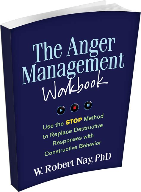 The Anger Workbook the anger management workbook by w robert nay