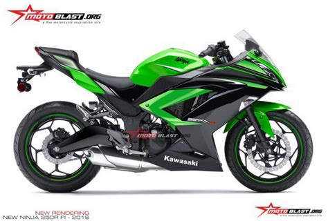 Exlusive Underbone 150 Rr Dan R 2017 kawasaki 300 expected to get more power