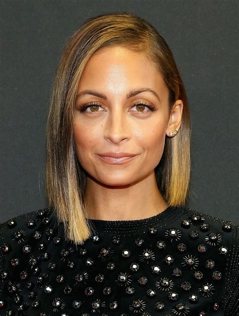 bob haircuts nicole richie nicole richie s short bob emma watson s french braid
