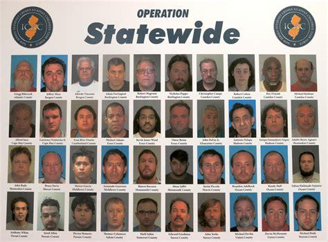 Atlantic County Arrest Records Aresztowani Za Pornografię Tygodnik Plus