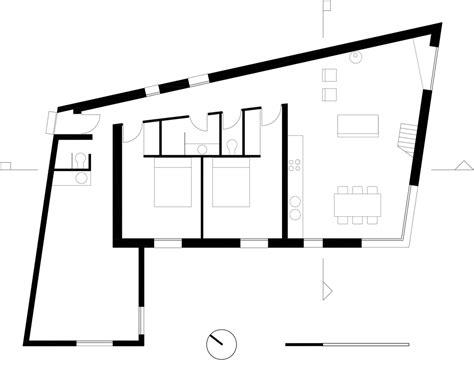 photography studio floor plans square windows puncture alireza razavi s monolithic house