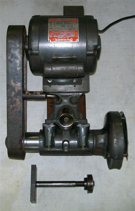 dumore tool post grinder hp