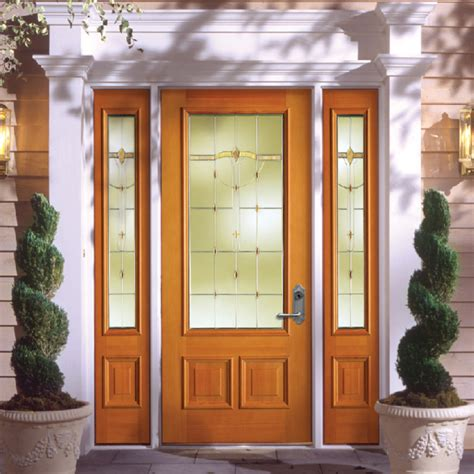 Interior And Exterior Door Styles And Materials Modern Front Door Styles