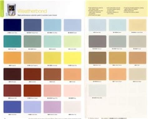 colour swatches paint