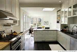 backsplash ideas for black granite countertops and white