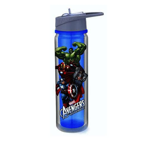 Avagers Bottle assemble marvel 18 oz tritan water bottle vandor water bottles at