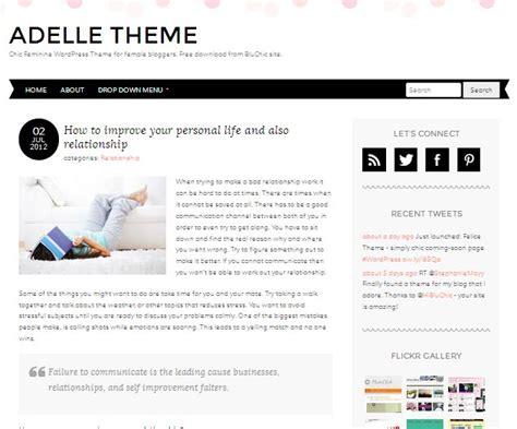 theme blog wordpress simple 15 free wordpress themes for blogs 2013
