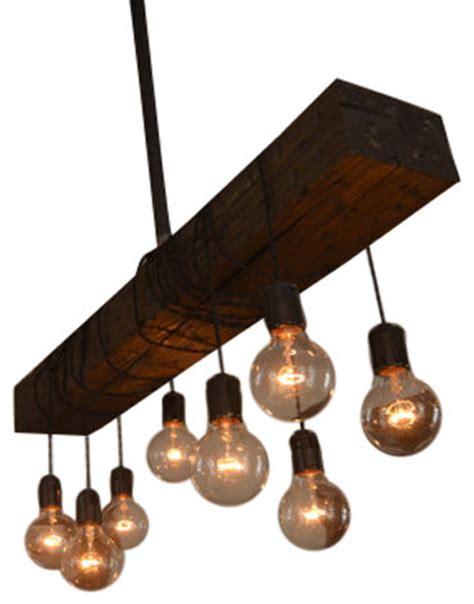 wood beam chandelier neylon wood beam chandelier industrial chandeliers