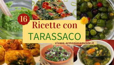 ricette con fiori di tarassaco ricette con tarassaco 16 idee per cucinare foglie fiori