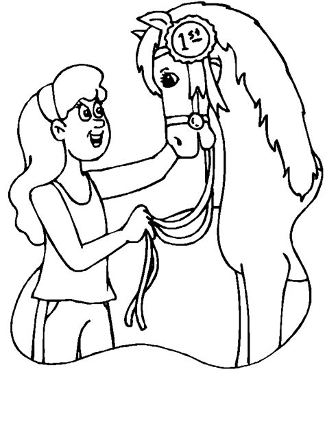 animal coloring pages pony horse coloring pages coloringpages1001 com