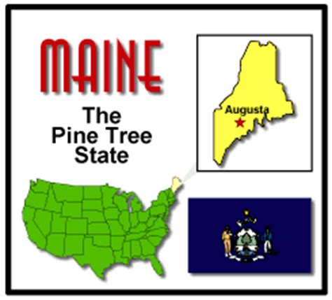 Maine The 23rd State by Interesting Facts About Maine