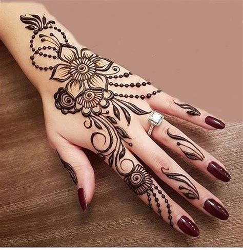 this henna designs can be harmful to your skin