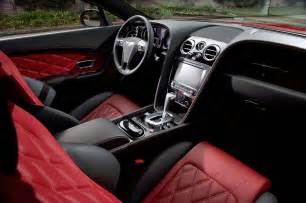 Bentley Inside View 2014 Bentley Continental Gt V8 S Interior View 02 Photo 28