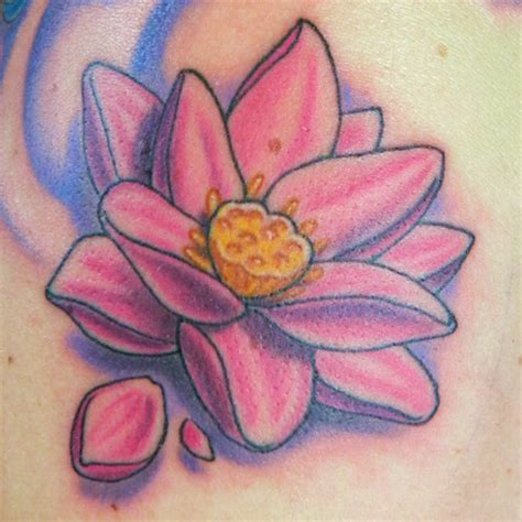 new school lotus tattoo flower tattoos and designs page 121