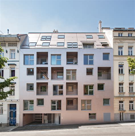 House Apartments by Gallery Of Apartment House On Beckmanngasse Nerma Linsberger 6