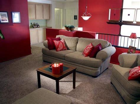 wohnzimmer rot das wohnzimmer rot gestalten 79 einmalige wohnideen