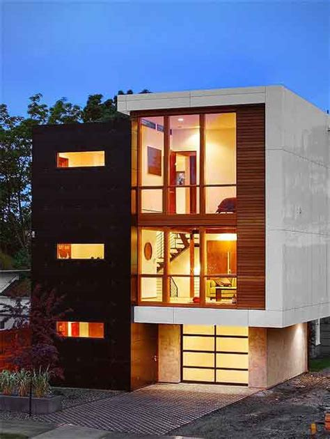 small budget house by pb elemental architects freshome com 12th and john residence by pb elemental architecture