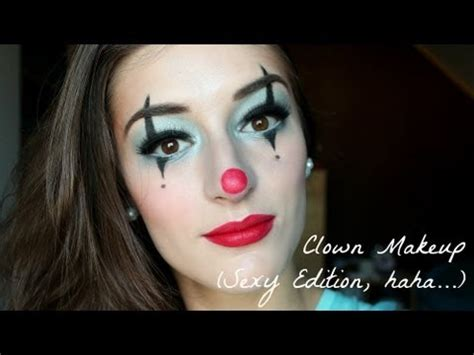 Wie Schminkt Ein Clownsgesicht 3519 by Clown Makeup Tutorial Quot Quot Edition For