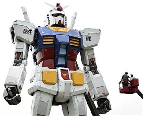 film robot gundam a call to all nerds america needs its giant gundam